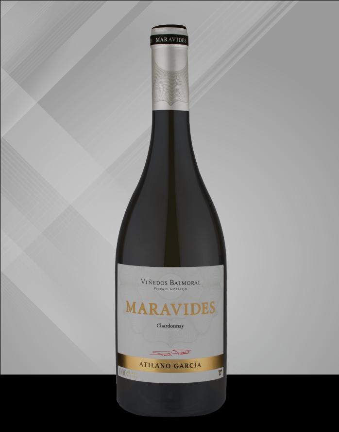 Maravides Atilano Chardonnay