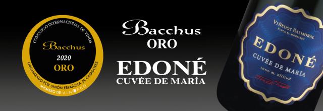 Bacchus Oro Edone de Maria
